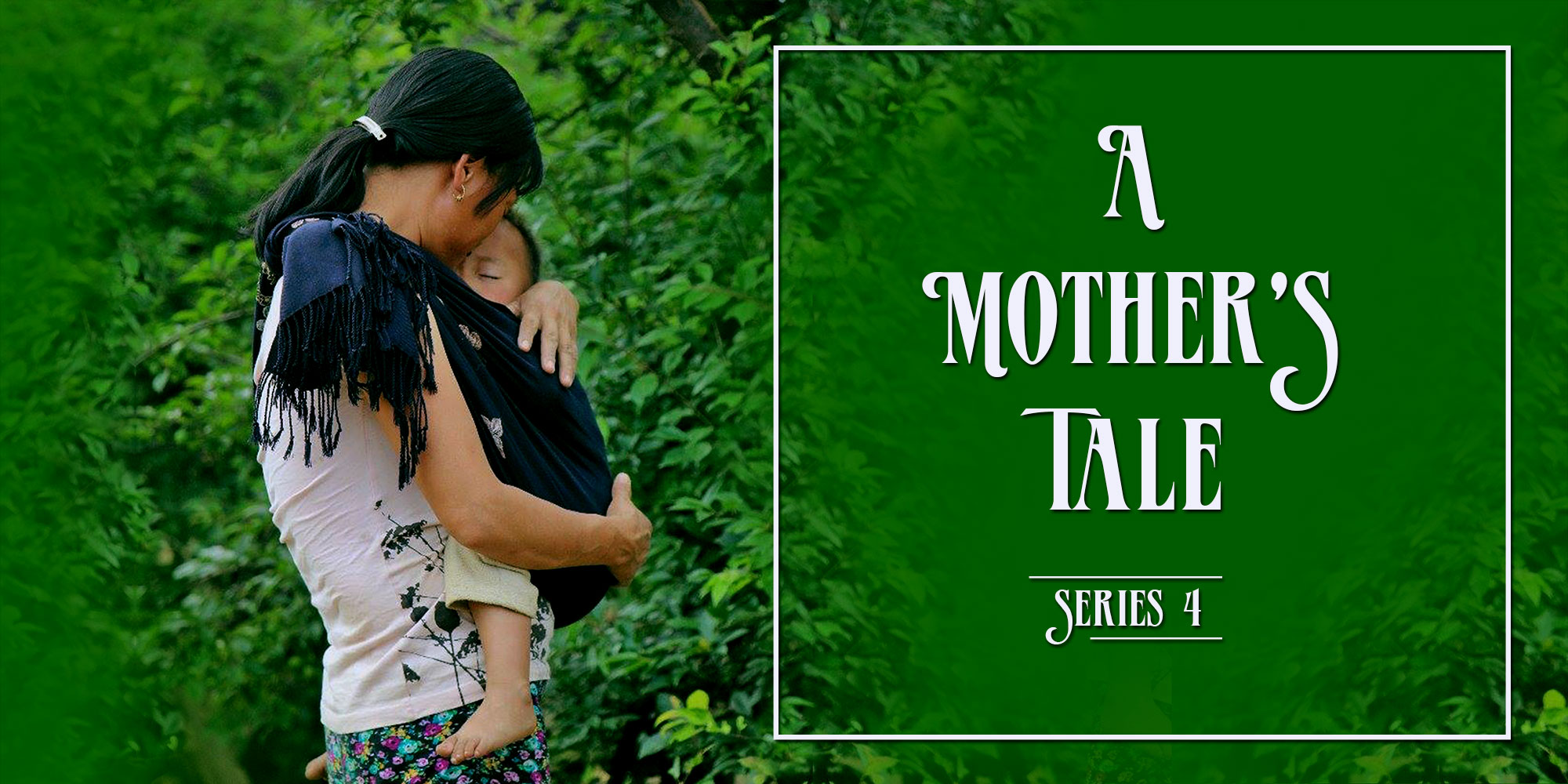 All she wanted was to remember: a mothers tale 4